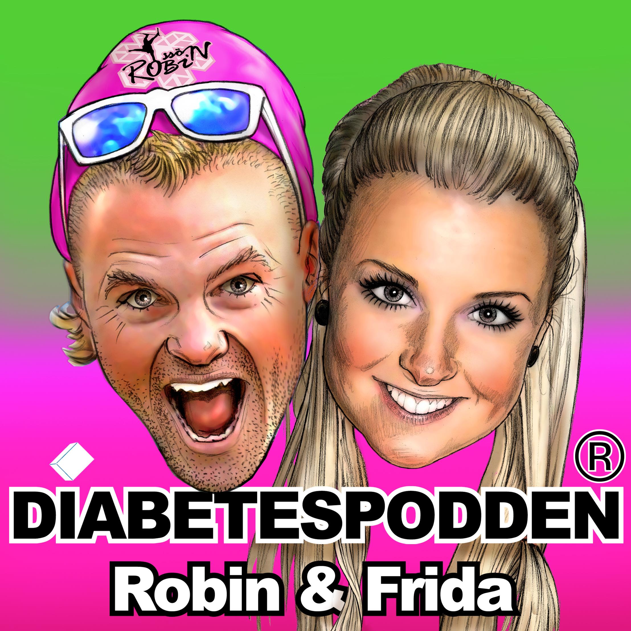 Diabetespodden show art