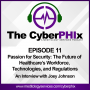 Artwork for Passion for Security: The Future of Healthcare's Workforce, Technologies and Regulations
