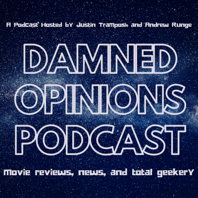 Damned Opinions Podcast show image