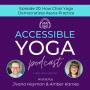 Artwork for 020. How Chair Yoga Democratizes Asana Practice
