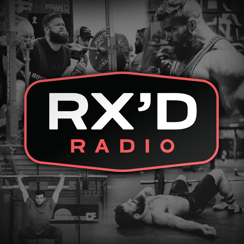 RX'D RADIO show art