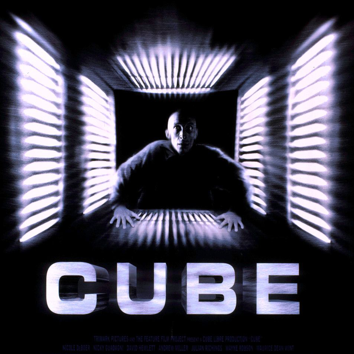 Cube movie review ISTYA
