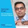 Artwork for How AI Predicted the Coronavirus Outbreak with Kamran Khan - #350