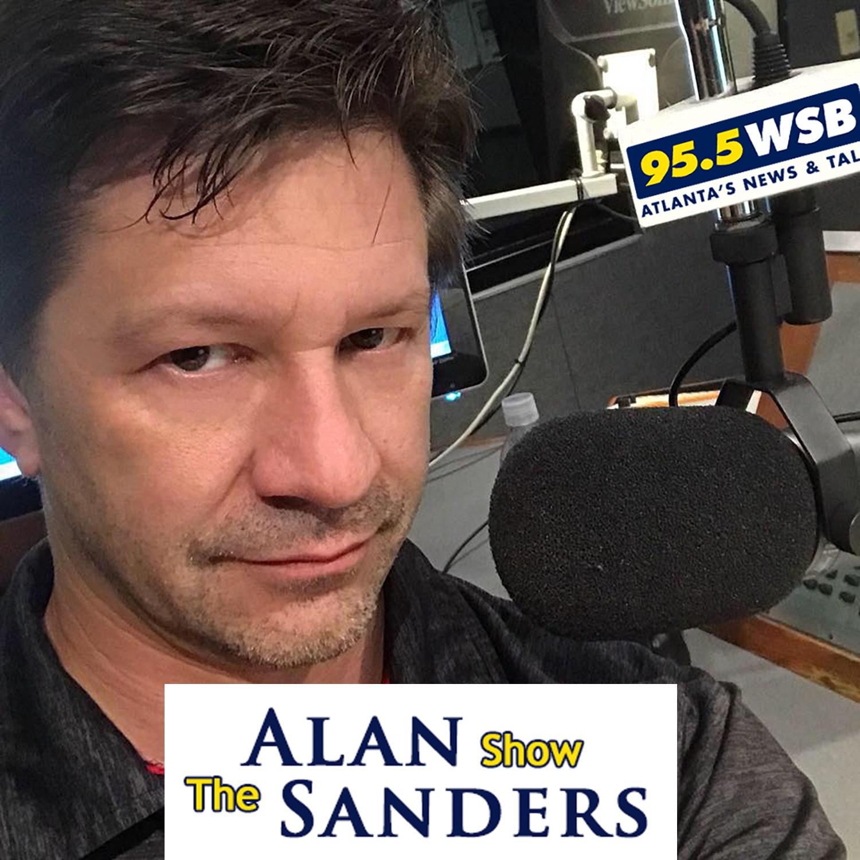 The Alan Sanders Show show art