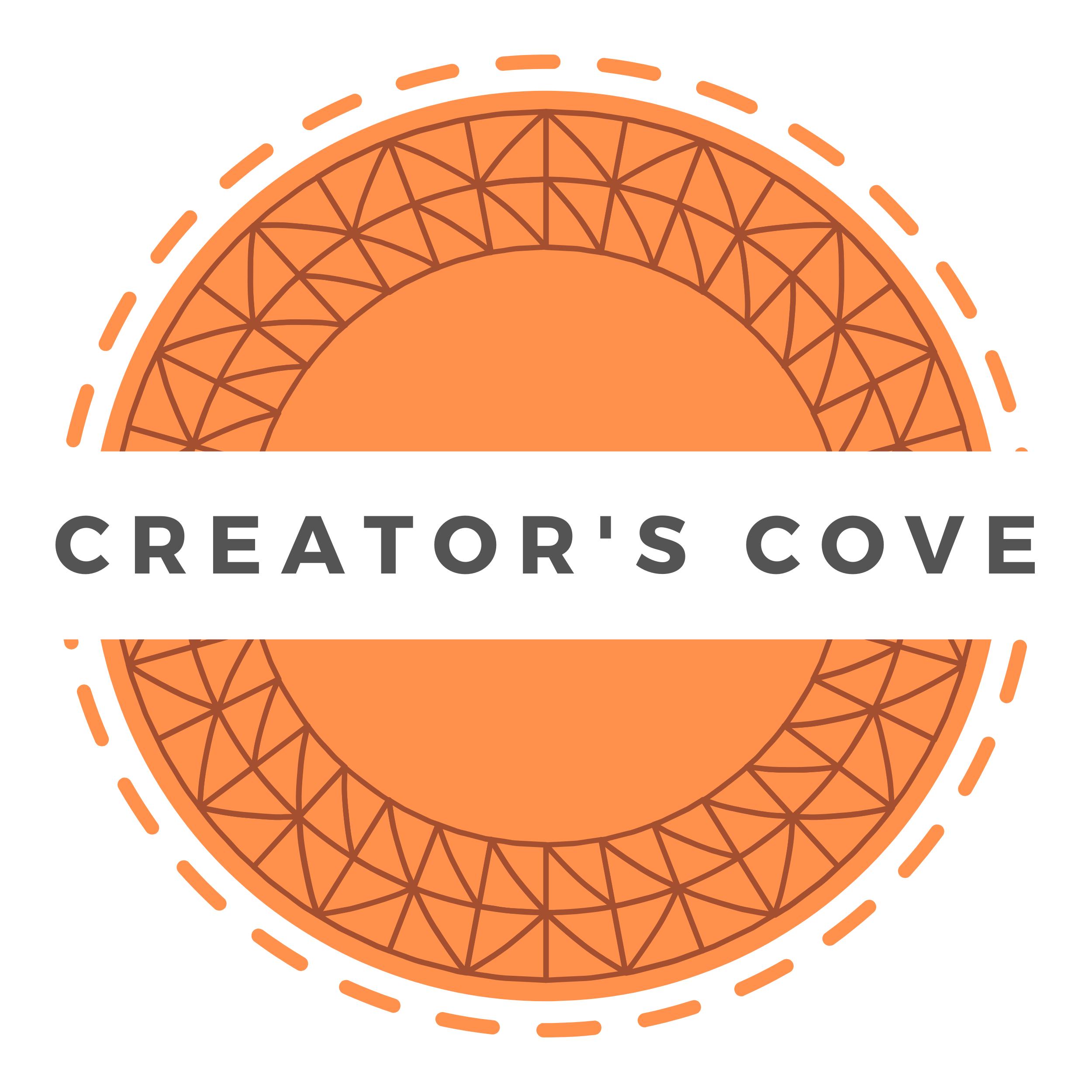Creator's Cove show art
