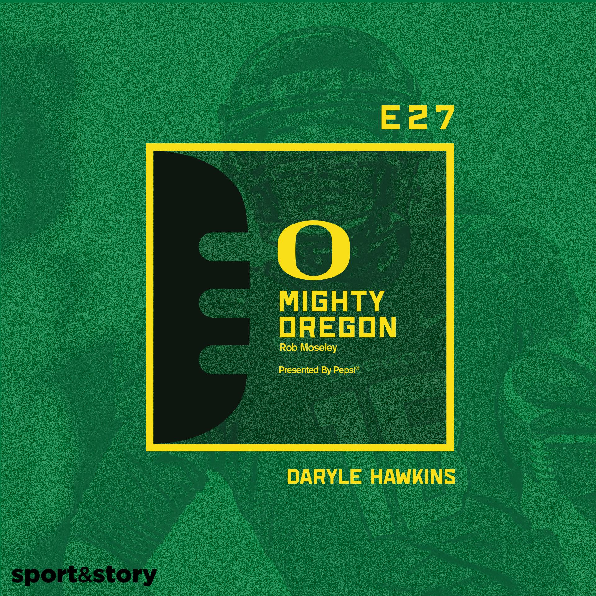 27. Daryle Hawkins: Designing Duck