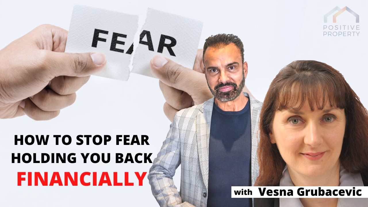 Overcoming Fear & Creating Certainty show art
