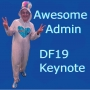 Artwork for Dreamforce Awesome Admin Keynote 2019 WizardCast 104