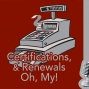 Artwork for Certifications and Renewals