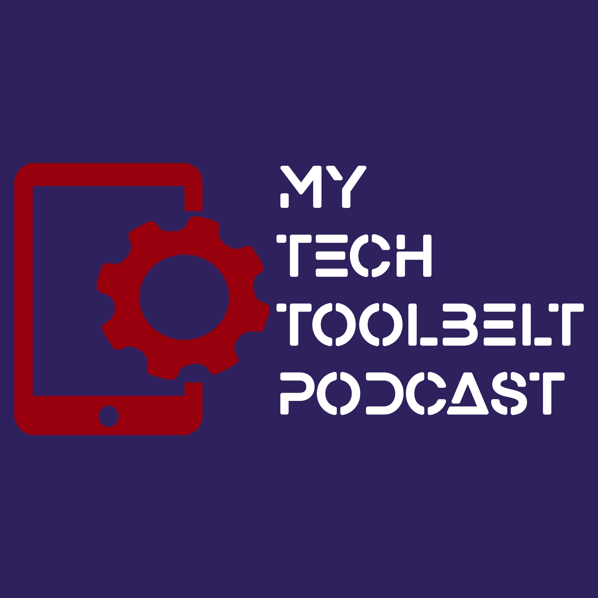 Artwork for The My Tech Toolbelt Podcast Introduction - The Beginning : An Ed Tech podcast