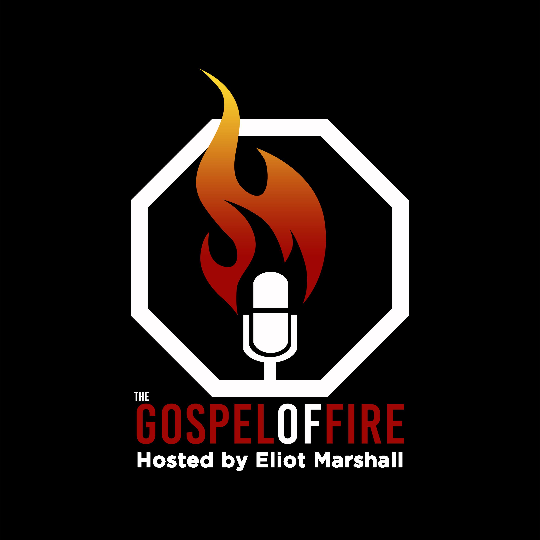 The Gospel of Fire show art