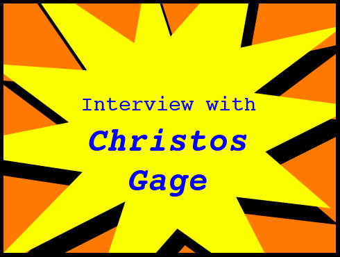 Cammy's Comic-Con Corner: WonderCon - Christos Gage Interview