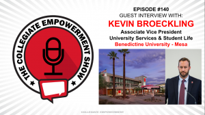 Episode 140: Guest Interview with Kevin Broeckling (Benedictine University)