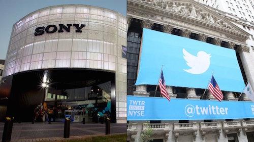Sony amenaza a Twitter por robo de datos en el ciberataque