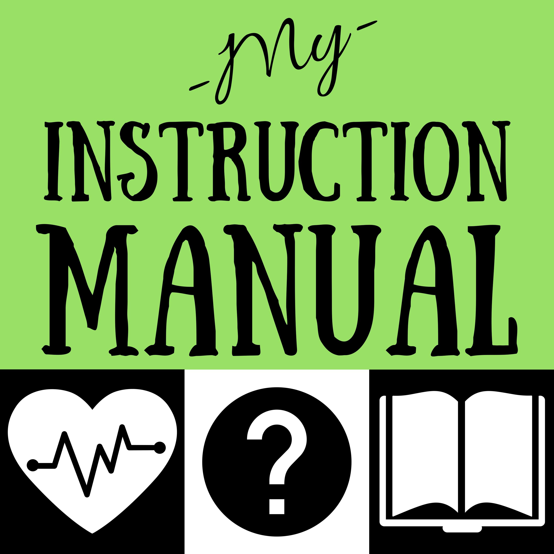 My Instruction Manual show art