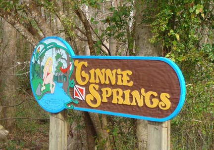 Ginnie Springs 30th Anniversary