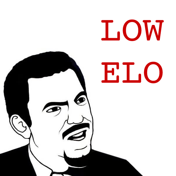 Low Elo about League of Legends on libsyn