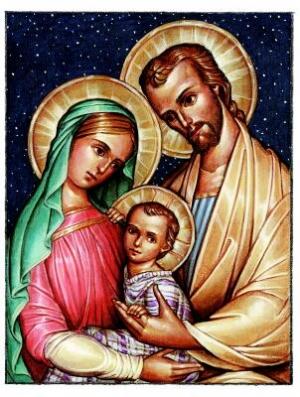 Homily - The Holy Family: YRC -