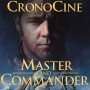 Artwork for CronoCine 2x16: Master and Commander (Peter Weir, 2003)