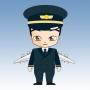 Artwork for CB025 Interview Business Jet Pilot Patrick