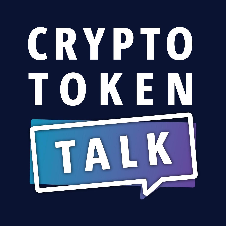 Crypto Token Talk show art