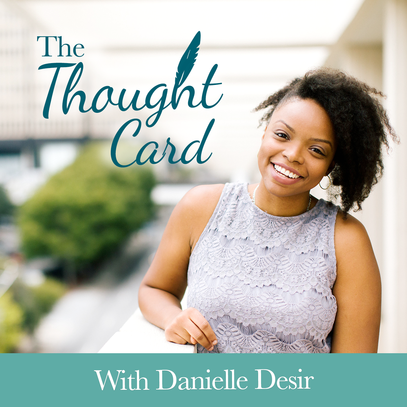 The Thought Card show art