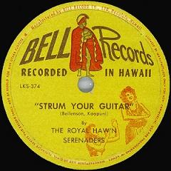Revisiting the Royal Hawaiian Serenaders