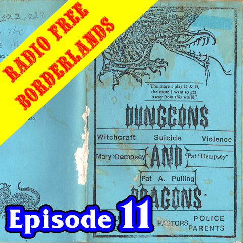 Episode 11: Satanic! Panic!