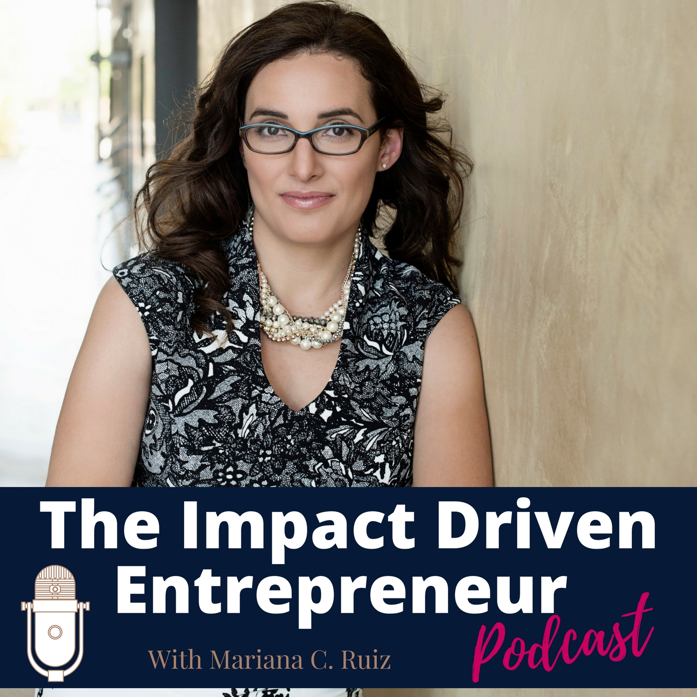 The Impact Driven Entrepreneur: Scale and grow your online business with group coaching show art