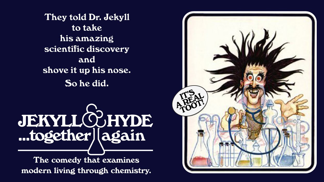 Jekyll and Hyde Together Again Movie review ISTYA