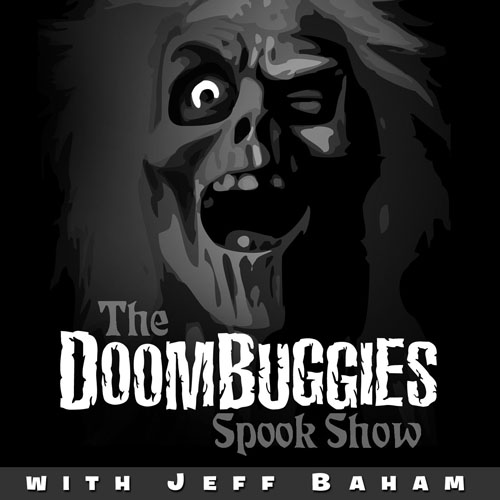 DoomBuggies Spook Show #7: Fear on film; camera operator Craig Fikse