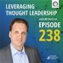 Artwork for Leveraging Thought Leadership   Sean Davis   238