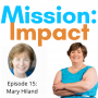 Artwork for The Nonprofit Executive Director-Board Chair relationship with Mary Hiland