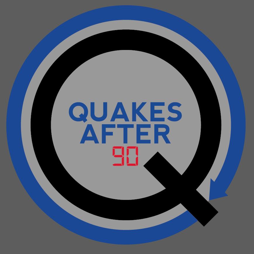Quakes After 90 logo