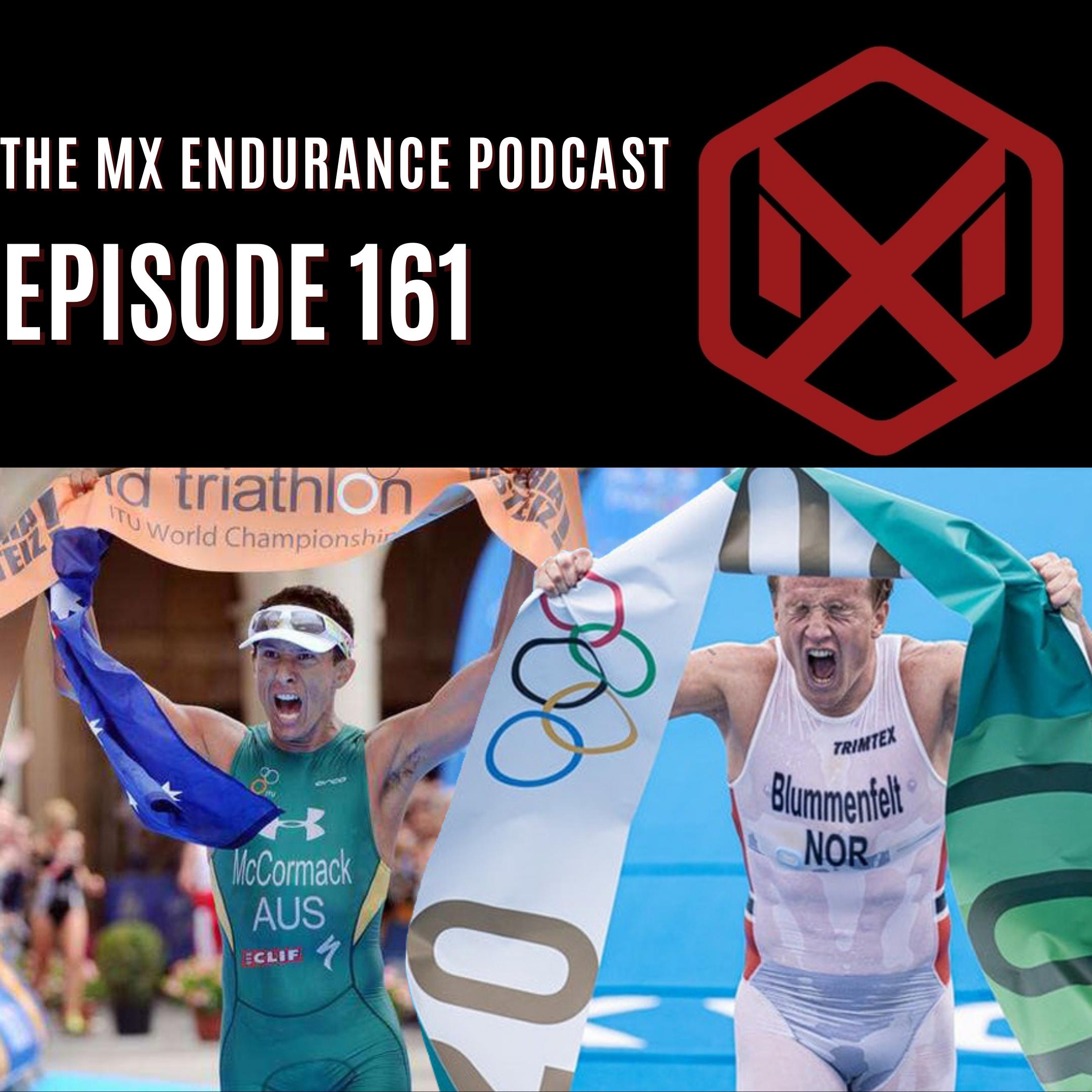 #161 - Macca Chats with Kristian Blummenfelt & Arild Tveiten