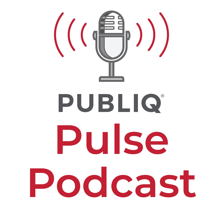The PUBLIQ Pulse Podcast show art