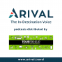 Artwork for The Future of International Travel (Arival Online) with Carroll Rheem