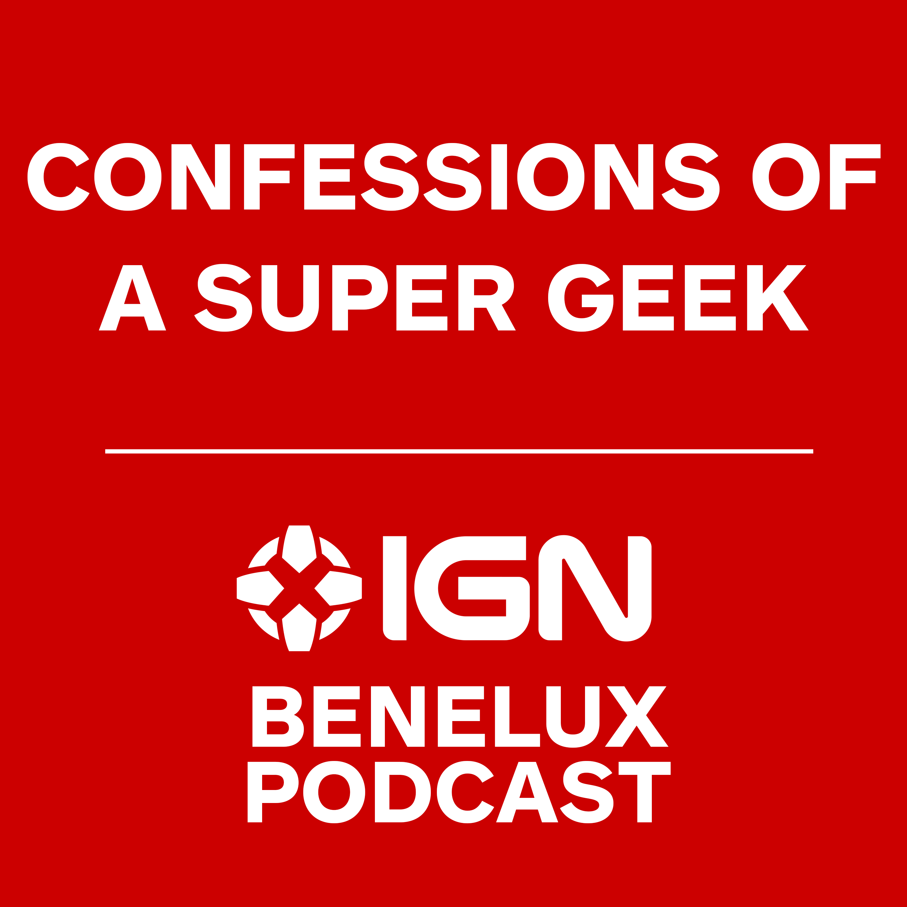 IGN Benelux Podcast show image