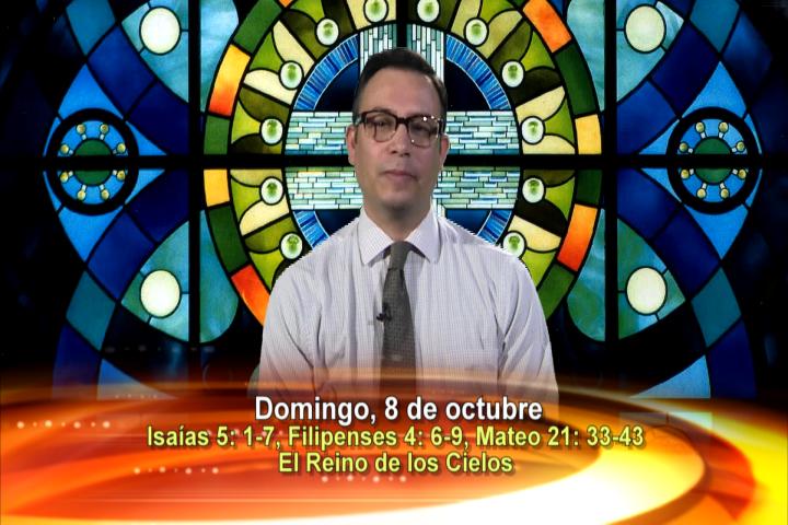 Artwork for Dios te Habla con Elder Samaniego. El tema: El Reino de los Cielos