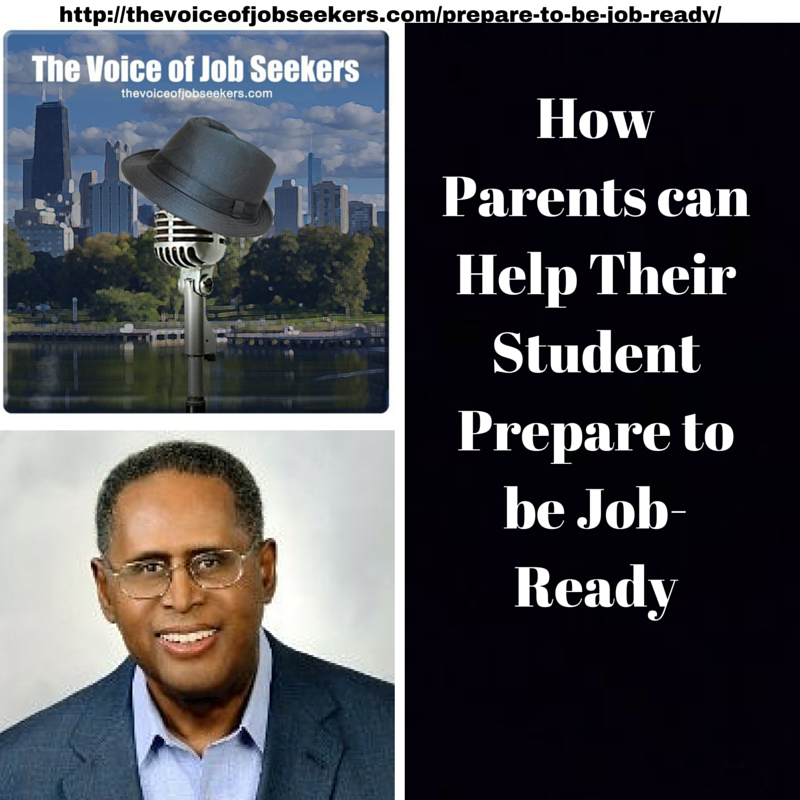 Parents and their Job Ready College Student