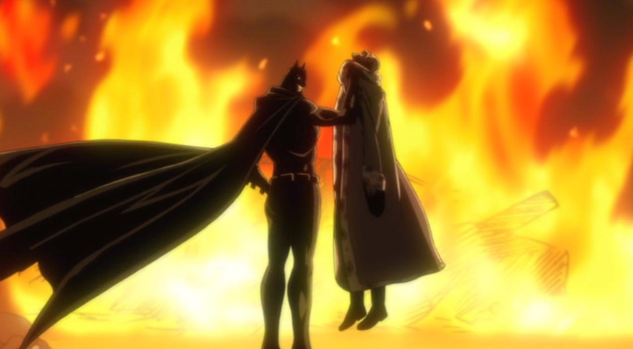 Gotham Knight Crossfire