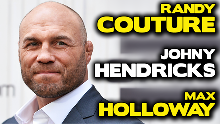 Submission Radio #77 Randy Couture, Johny Hendricks, Max Holloway, Karim Zidan + UFC Orlando