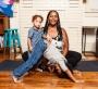 Artwork for Kelley Carboni-Woods: mindful motherhood, self-care, and yoga
