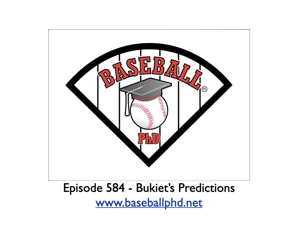 Artwork for Bukiet's Predictions