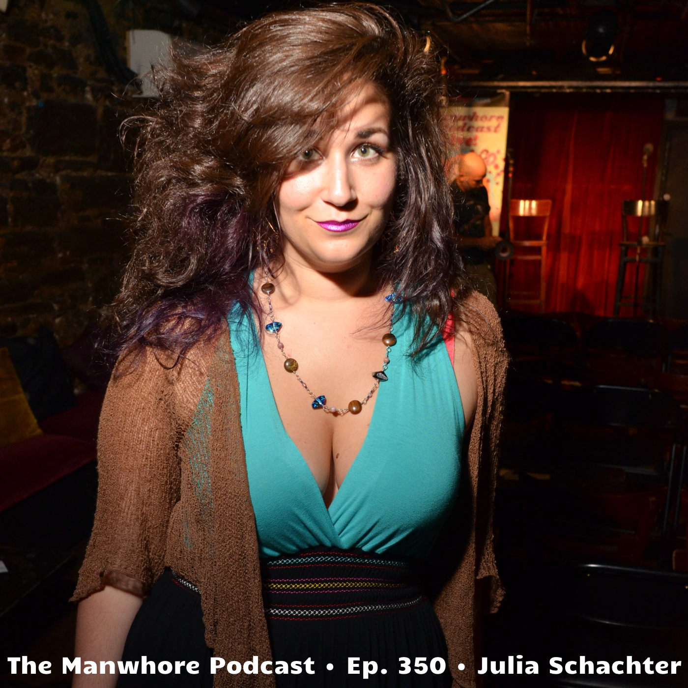 The Manwhore Podcast: A Sex-Positive Quest - Ep. 350: Beware of the Abusive Internet Dom with Julia Schachter // Horny Therapists with Dr. David Ley