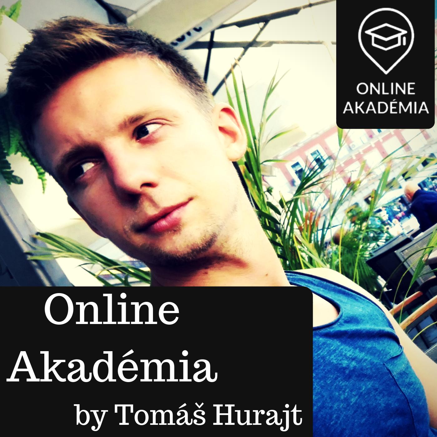 Online Akademia Podcast show art