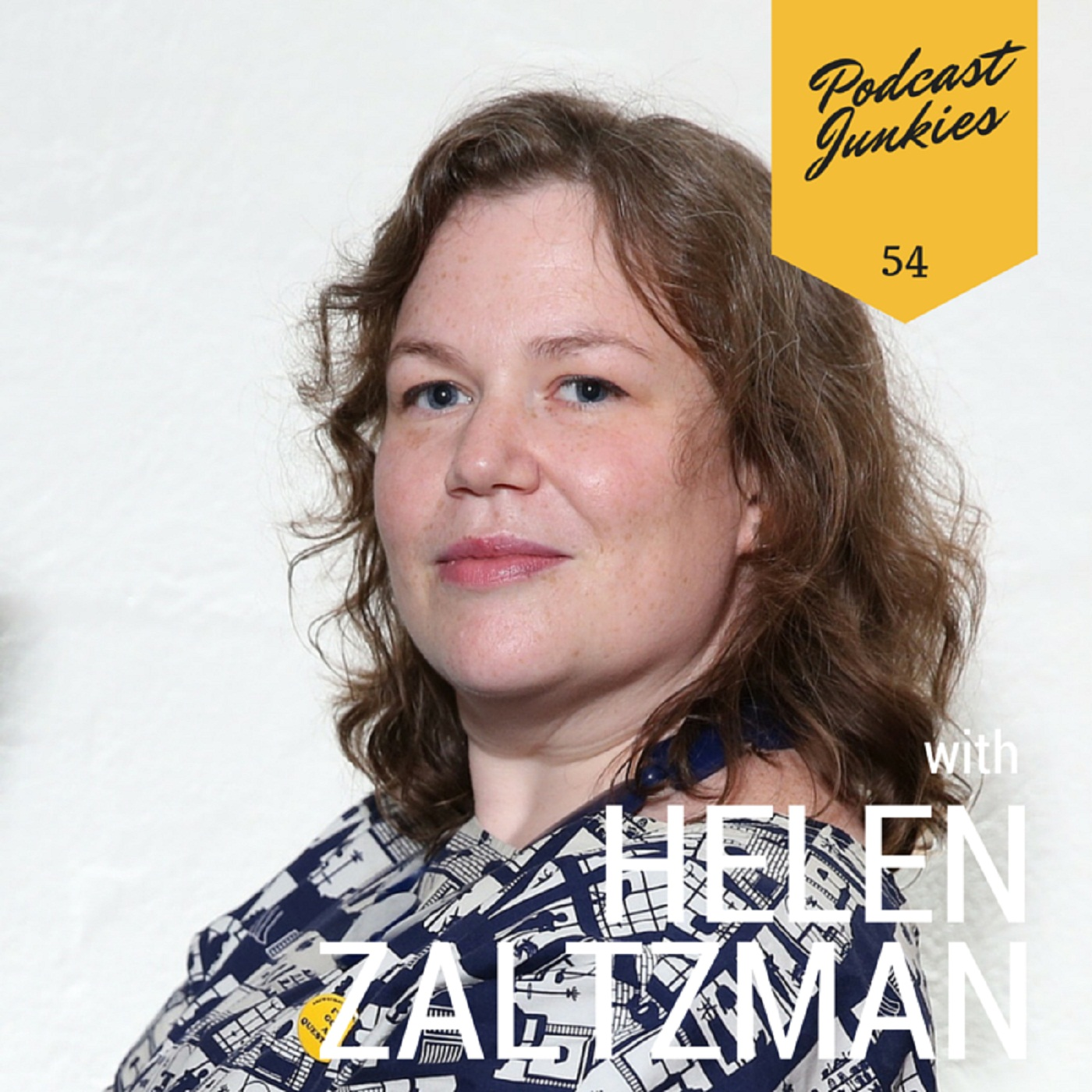 054 Helen Zaltzman | Telling Stories, One Word At A Time
