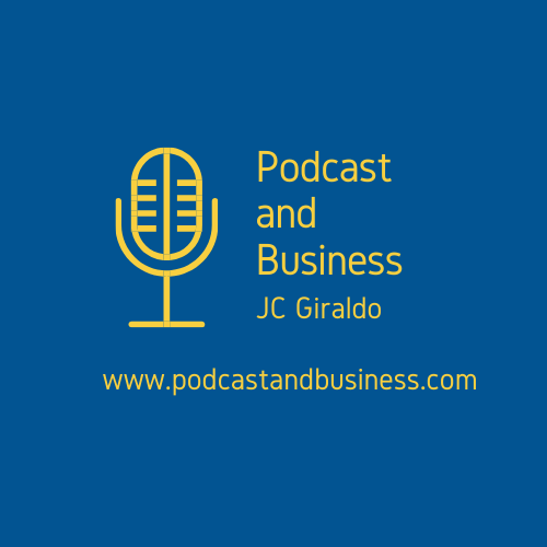 Podcast and Business show art
