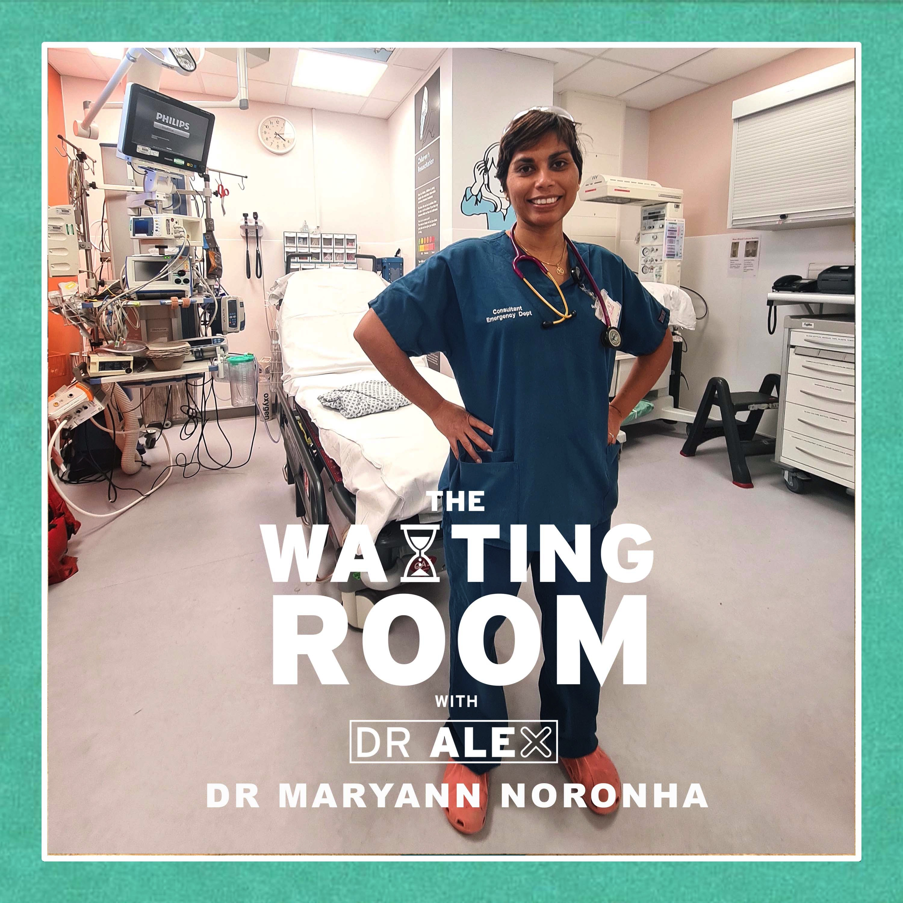 Building Hospitals in Conflict Zones With Dr Maryann Noronha