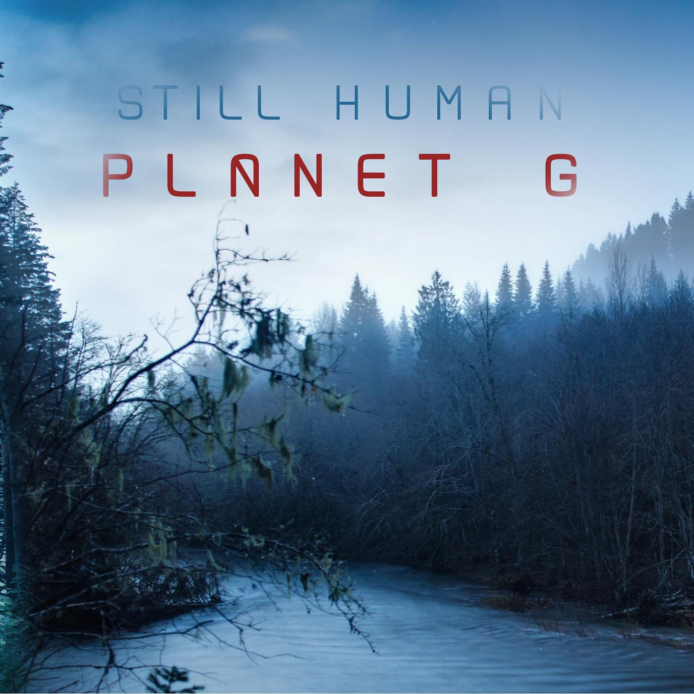 Planet G show art